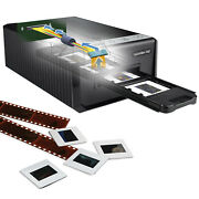 Plustek Automatic 35mm Negative Film And Slides Converter Converts For Mac And Pc