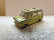 Rare Husky No 40a-2 Martin Walter Ford Transit Van Camper From The 1960s
