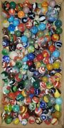 Antique And Vintage Marbles Peltier Akro Agate Cac Alley Vitro Whole Collection