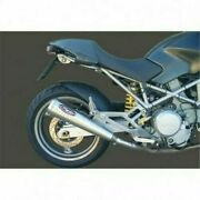 Terminals Exhaust Silencers Approved Marving Ducati Monster 600 1993-2003