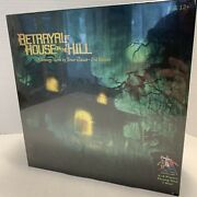 Betrayal At House On The Hill Strategy And Horror / Adventure Board Game Sealed