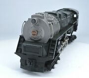 Mth O Railking 30-1167-1 6200 Pennsylvania 6-8-6 Steam Engine And Tender Ps2