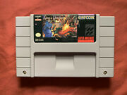 King Of Dragons Snes 1994 - Ntsc Authentic Tested Works Great