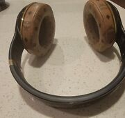 Beats By Dr. Dre Studio Wireless, Mcm Special Edition B0501 No Box Or Case
