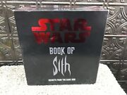 Star Wars Book Of Sith Secrets From The Dark Side [vault Edition] Hardcover
