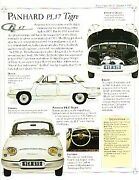 1961-1964 Panhard Pl17 Tigre Article - Must See