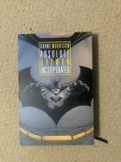 Absolute Batman Incorporated By Grant Morrison 2015 Hardcover Slip Case