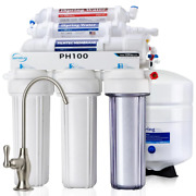 Ispring Indoor Reverse Osmosis System 6-stage Automatic Shutoff Quick Connect
