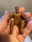 Vintage 1955 Ideal Davy Crockett Alamo Express Fix-it Stage Coach Driver Only