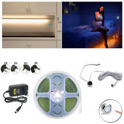 High Bright Cob Led Strip Light With Touch Sensor Control For Kitchen Bedroom