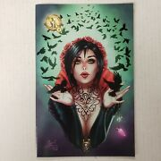 Rothic Comics Southern Nightgown 5 Vf/nm Dawn Mcteigue Cover Vf/nm