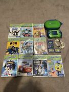 Lot Of 15 Leapster Games And Leapster 2 Handheld Lot 8
