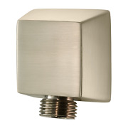 Pfister Kenzo / Park Ave Wall Supply Drop Elbow In Brushed Nickel Lg16-1dfk