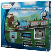Bachmann Industries Ho Dlx Thomas And The Troublesome Trucks Freight Set