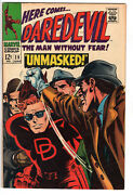 Daredevil 29 1967 - Grade 7.0 - Karen Is Kidnapped By The Boss - Silver Age