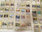Pokemon Card Collection Lot Binder With Vintage Holo Cards 315 Total Pristine 💎