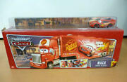 Mattel / Tommy Direct Mack Trucks And Lightning Mcqueen With Box From Japan