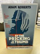 By The Pricking Of Her Thumb By Roberts Adam Book The Fast Free Shipping. New