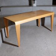 Isokon Dinning Table Breuer With Pritchard And Gropius 1/3 Ever Made