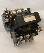 Ge General Electric Cr305f0basa Cr305f004 Size Sz 4 Contactor 460v Coil New