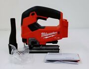 Milwaukee 2737-20 M18 Fuel D-handle Jig Saw Tool Only