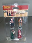New Victorian Figures/people Street Lights 50 Accessory Lights G-scale Village