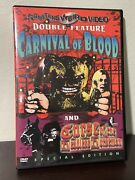 Carnival Of Blood/curse Of The Headless Horseman Dvd, 2002, Special Edition