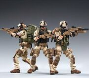 Joy Toy Armed Delta Force 3-pack 118 Scale Action Figures - 1st Sfod-d