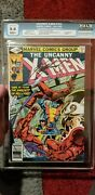 Uncanny Xmen 129 First Kitty Pride 9.6 Signed Chris Claremont