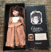 Vintage Sekiguchi Numbers Matching Sharlotte Limited Edition Doll In Correct Box