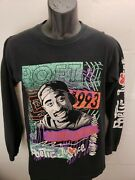 Vintage 90s 2pac Poetic Justice Long Sleeve Shirt Mens Adult Small Rare