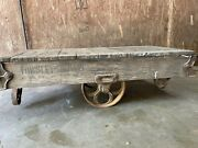 Antique 1933 Towsley Factory Truck No. 29. Railroad And Industry.