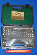 Snap-on Gold 100 Year 100 Piece 1/4 Drive Commemorative General Service Set
