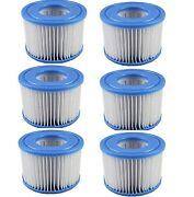 Volca Spares Hot Tub Filter Cartridge Size Vi For Bestway Lay-z-spa Coleman Sa