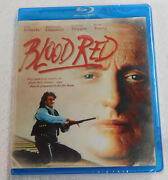 Blood Red Blu-ray New Sealed Eric Roberts Dennis Hopper