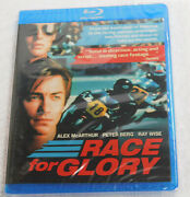 Race For Glory Blu-ray New Sealed Code Red Alex Mcarthur Peter Berg