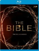 New Sealed The Bible - The Epic Miniseries On Blu-ray