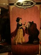 Disney Designer Limited Edition Snow White And The Witch Doll Set Disney...