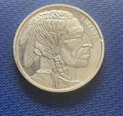Liberty One Troy Ounce 999 Fine Silver Coin