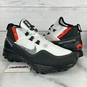 Nike Air Zoom Infinity Tour Shield Menand039s Size 9.5 Golf Shoes White Dd8344-124