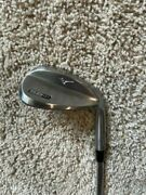 Mint Condition Mizuno T20 58anddeg Raw Wedge 04anddegandshy Bounce C Grind Tour Issue S400