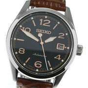 Seiko Presage Sarx031 Limited Edition Automatic Mens Watch Auth Works Japan F/s