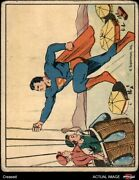 1940 Superman 25 Trapped In The Air 2.5 - Gd+