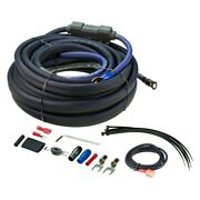 Scosche Rpak4ps26 Rogue Ofc Powersports And Marine Amplifier Installation Kit