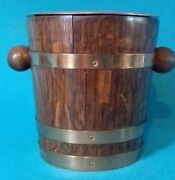 Bucket To Choc Ice Jelly Craft Soap Vintage Wooden Ref 292595083211