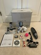Sony Aibo Ers-7m3 Robotic Dog- White And Used With Original Packaging