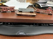Marx Ho Scale Freight Cars