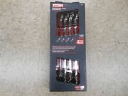 Icon Wcs-4 Sae Professional Large Combination Wrench 4pc Set 64802