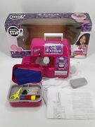 Totally Me Toy Singer Sewing Machine And Working Foot Pedal Toys R Us Preowned