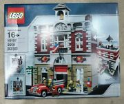 Retired Lego Creator Fire Brigade 10197 - 2009 Discontinued, Never Opened
